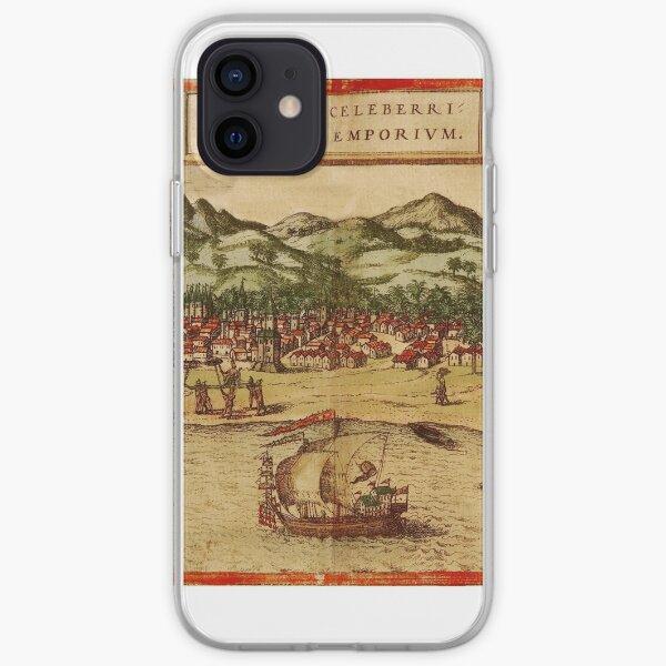 Calcutta 1572 iPhone Soft Case