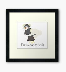 Dovachick Framed Print