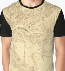 Mississippi River 1813 Graphic T-Shirt