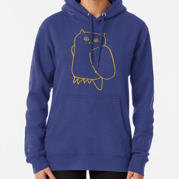 Golden Owl Pullover Hoodie