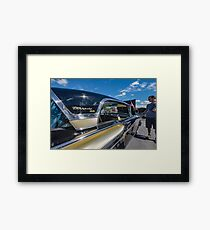 Turnpike Cruiser Framed Print