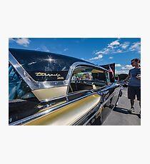 Turnpike Cruiser Photographic Print