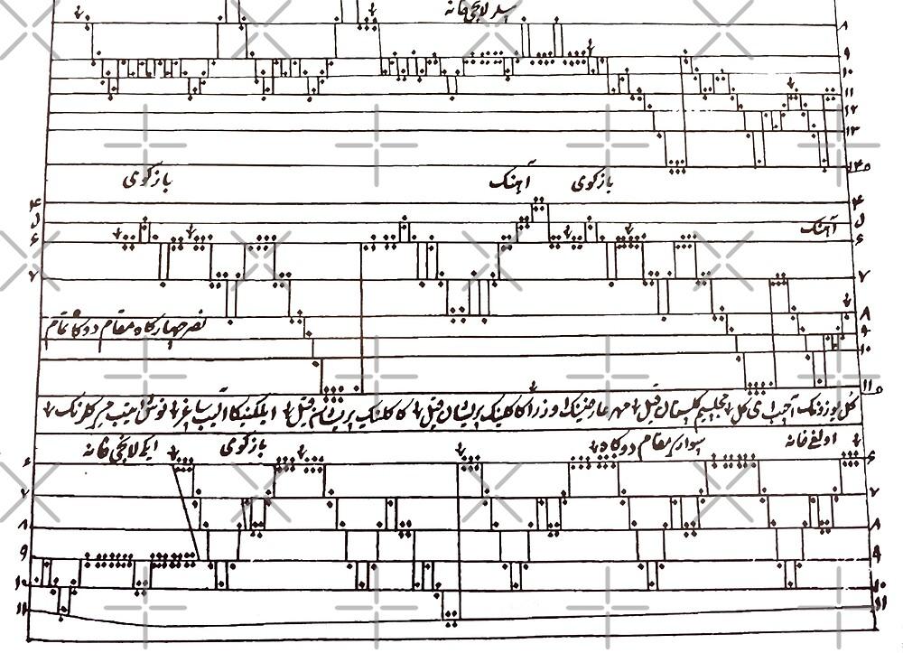 Persian Love Song by darkydoors