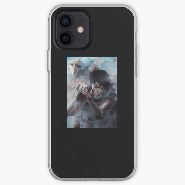 Letting go Poster iPhone Soft Case