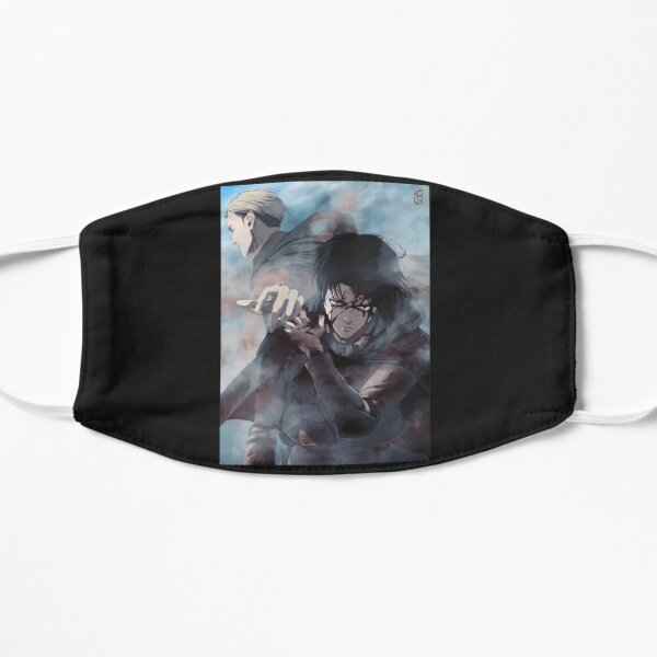 Letting go Poster Flat Mask