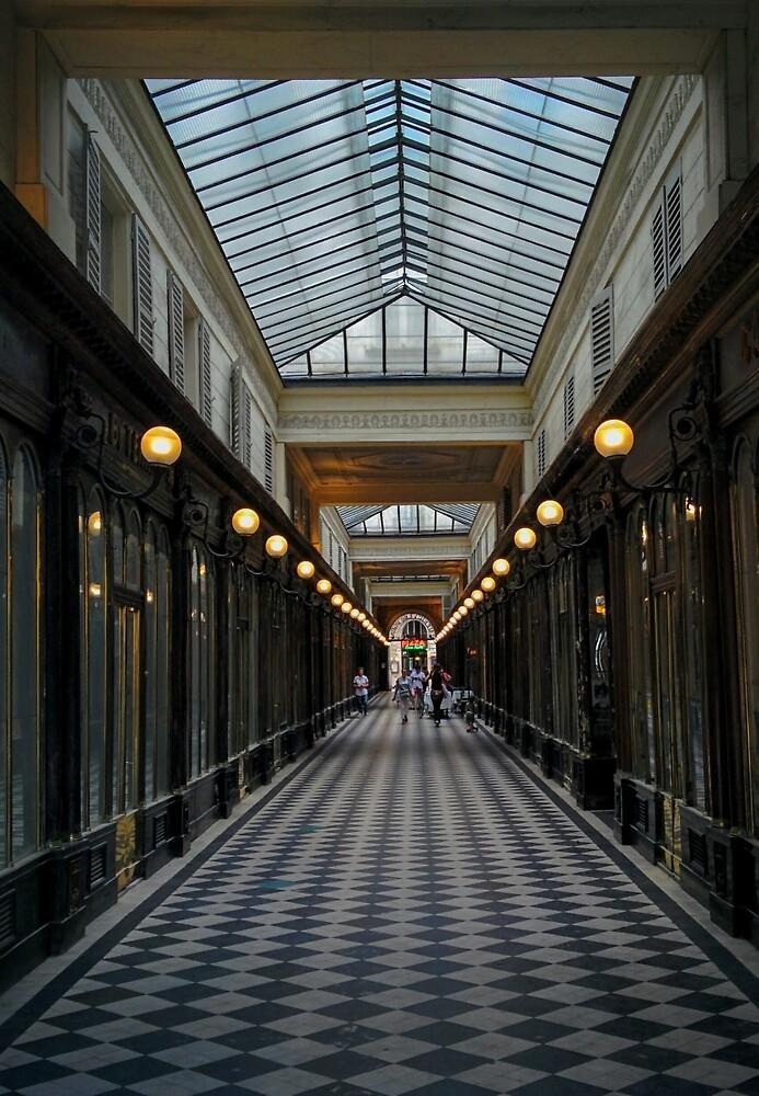 Vintage Covered Mall by MissingPurple