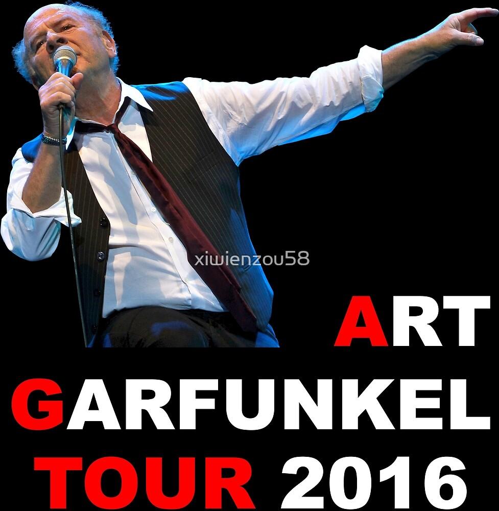 WIENZOU02 Art Garfunkel Tour 2016 by xiwienzou58