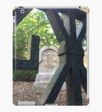 Haunted Mansion Graveyard iPad Case/Skin