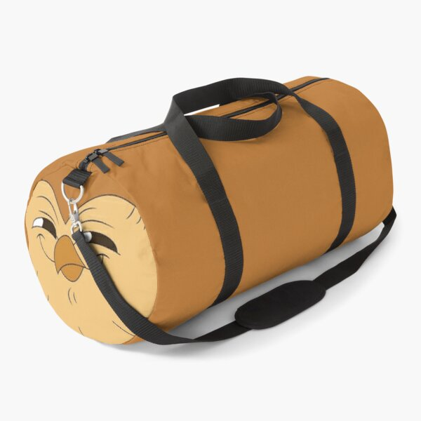 Smiling Hooty The Owl House Duffle Bag