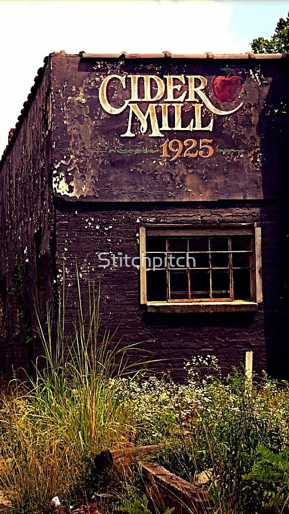 Cider Mill Asheville NC by Stitchpitch