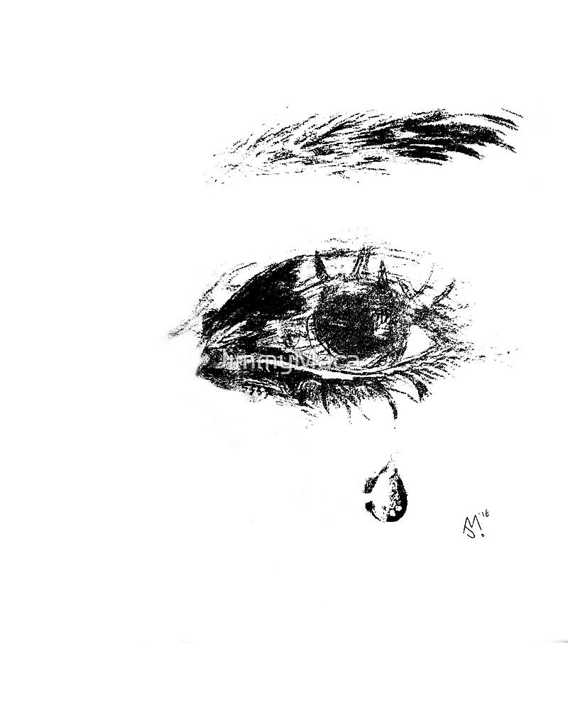 Eye Cry by JimmyMaca