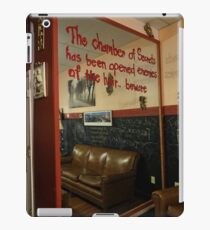 The chamber of secrets iPad Case/Skin