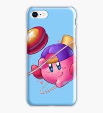 Yo-yo Kirby iPhone Case/Skin
