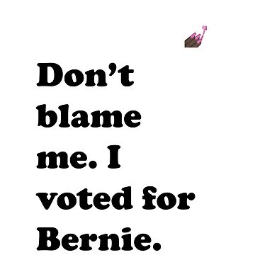 Don't Blame Me by codenoir