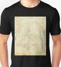 USGS TOPO Map Arizona AZ Prescott 315580 1887 250000 T-Shirt