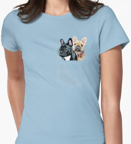 Diesel and Brie in pocket T-Shirt