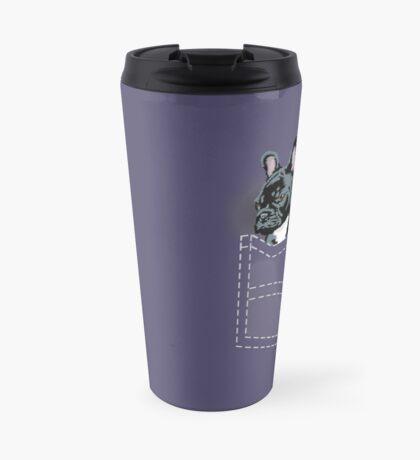 Diesel and Brie in pocket Travel Mug