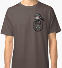 Pocket Dark Link Classic T-Shirt