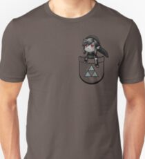 Pocket Dark Link Unisex T-Shirt