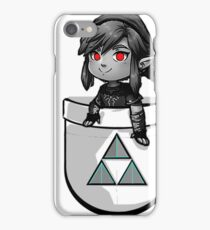 Pocket Dark Link iPhone Case/Skin