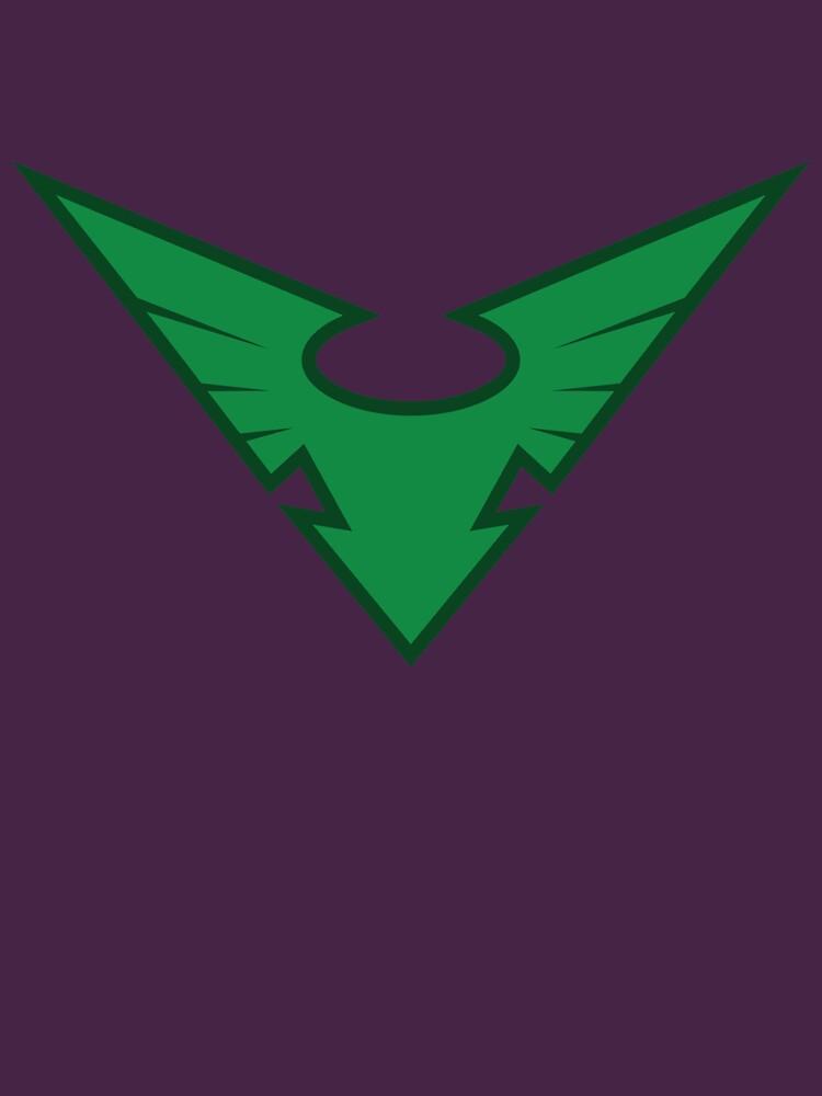 Evander Crest, Hero City Variant by CJ-Mkay
