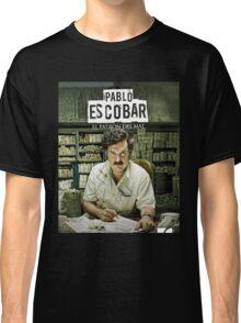 Narcos A.K.A Pablo Escobar Classic T-Shirt