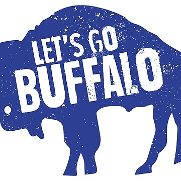 Let's Go Buffalo II by haylith
