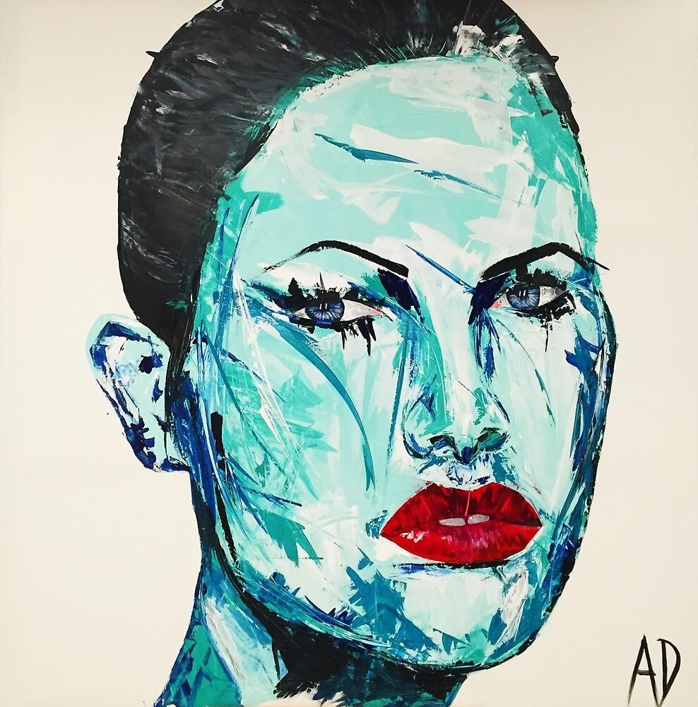 Ice Queen By Artful Dodger by artfuldodgermel