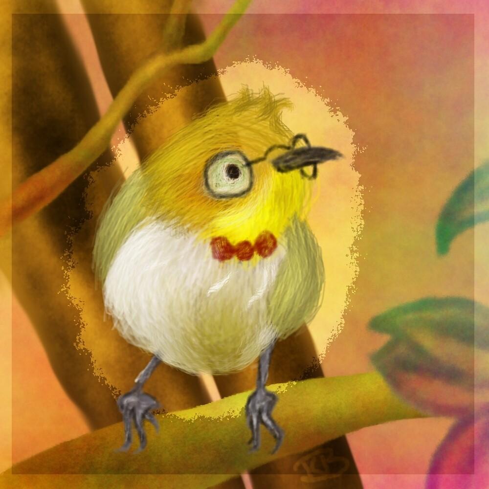 Bird Nerd by Pallericho