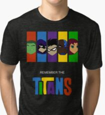 Remember The Titans Tri-blend T-Shirt