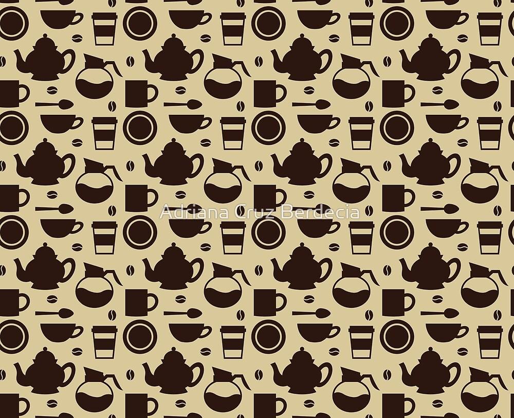 Coffee Lovers by Adriana Cruz Berdecia