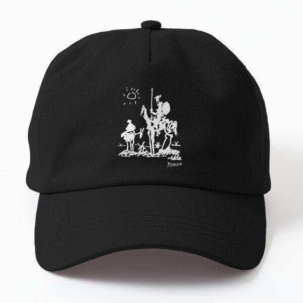 Pablo Picasso Don Quixote 1955 Artwork Shirt, Reproduction Dad Hat