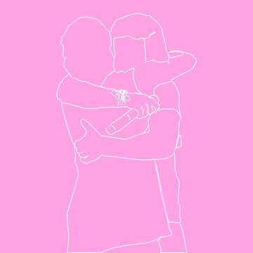 The Lug Outline (Pink) by KHavens