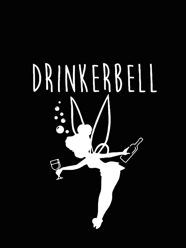 Drinkerbell - Tinkerbell by moom89