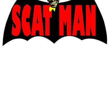 Scat Man by DamienOujia