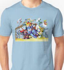 Mega Man 2 Famicom (NES) Japanese Box Art Unisex T-Shirt