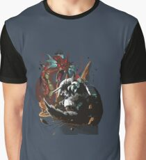Graphic Aggron vs Gyarados Graphic T-Shirt