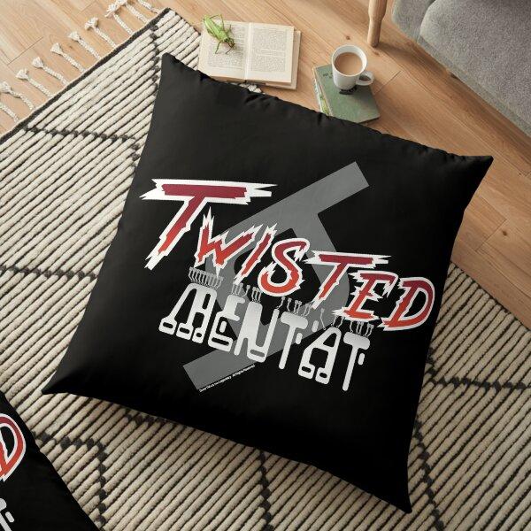 Twisted Mentat-Dune Movie 2021-Piter De Vries  Floor Pillow
