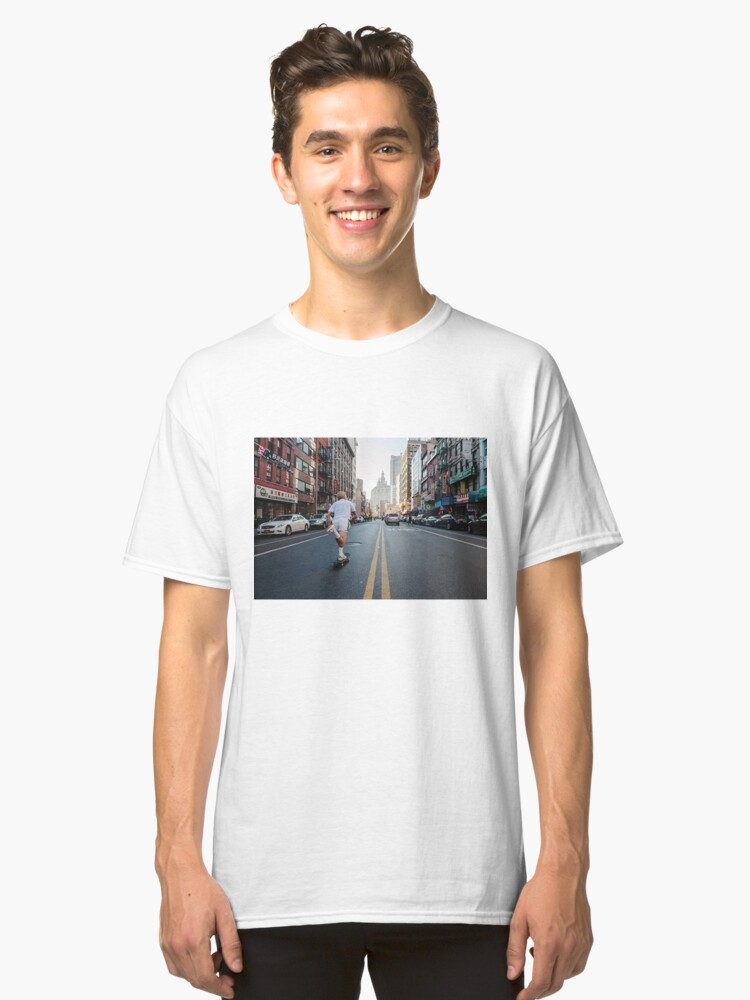 Skate of Mind Classic T-Shirt Front