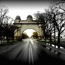 Avenue of Honour by cjcphotography