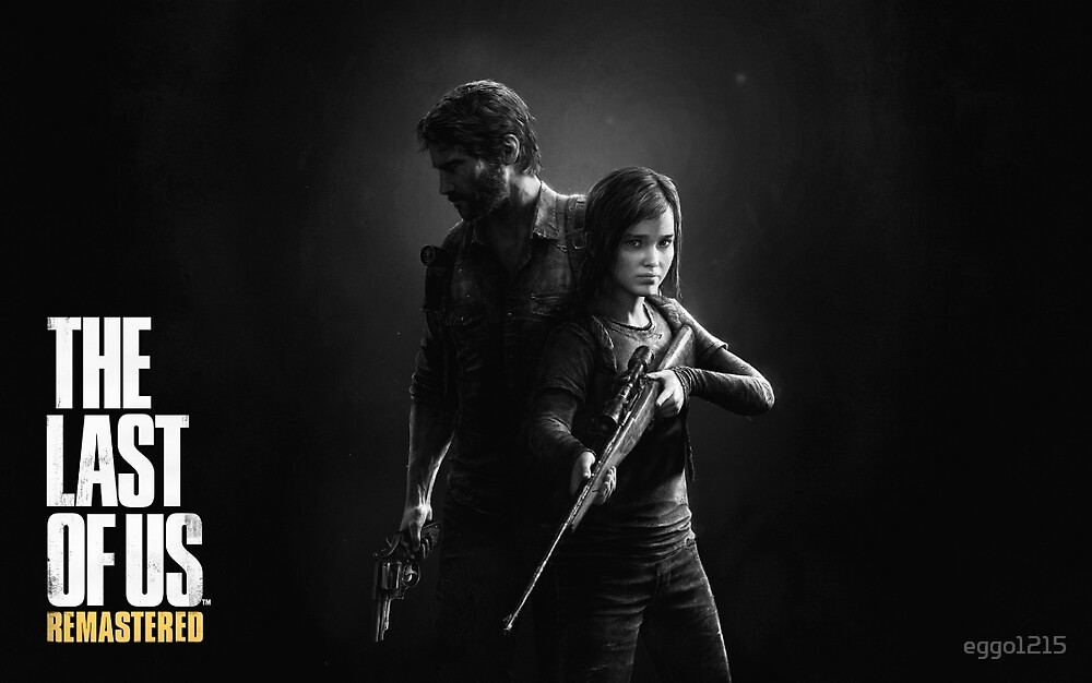 The Last of Us (basic game poster) by eggo1215