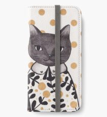 Kittens in Capes iPhone Wallet/Case/Skin