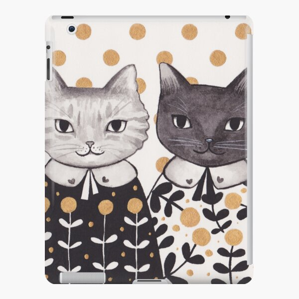 Kittens in Capes iPad Snap Case