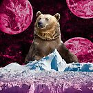 Bear King of the Ice Planet by dogmycat