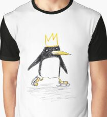 König Pinguin Graphic T-Shirt