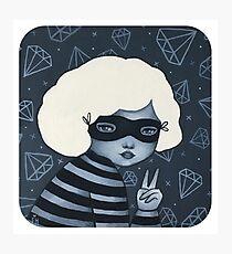 Little Thief Photographic Print