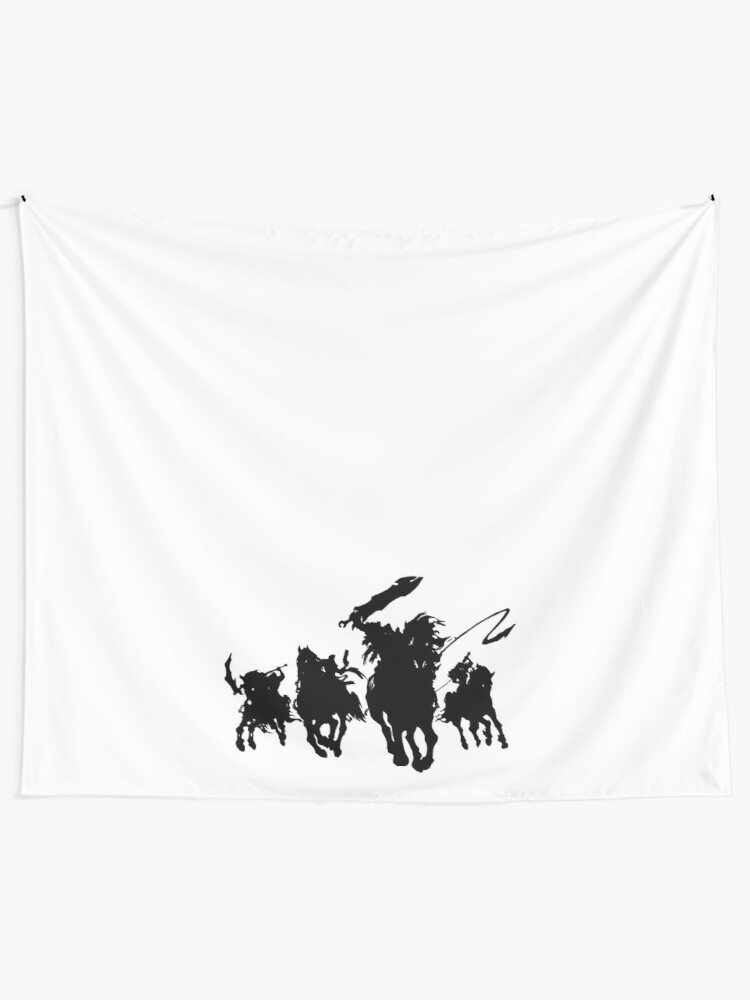 Darksiders: The horsemen of the apocalypse | Wall Tapestry