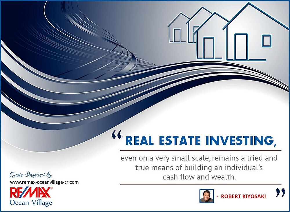A Wonderful Saying on Real Estate by remaxocean