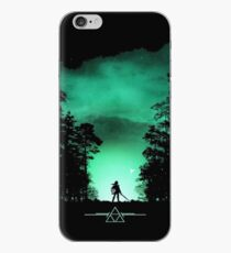 link the forest iPhone Case