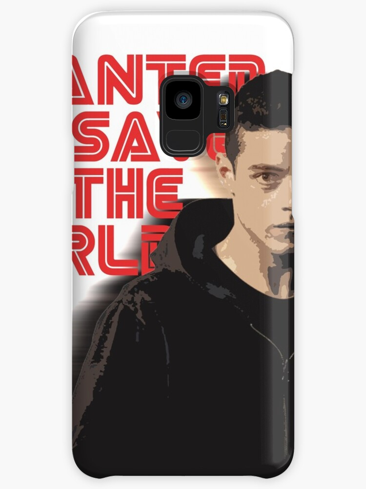 MR.Robot Save The World by Sithira Hewaarachchi